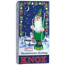 24 Medium Incense Cones in Assorted Christmas Scents ~ Germany