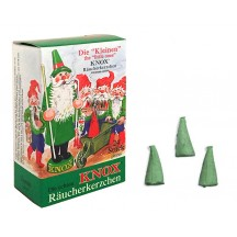 24 Mini Incense Cones in Pine Scent ~ Germany