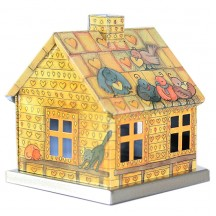 Hansel and Gretel Fairytale House Incense Smoker ~ Germany