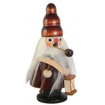 Small Gnome Miner with Lantern Incense Smoker ~ Christian Ulbricht Germany