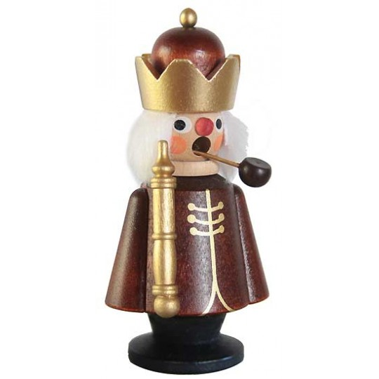 Small King Incense Smoker ~ Christian Ulbricht Germany