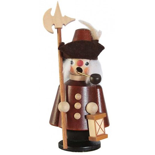 Small Night Watchman Incense Smoker ~ Christian Ulbricht Germany