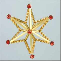 Glass Beaded Ornament Project Kits