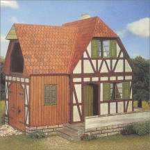 Farmyard Barn Project Kit ~ Germany