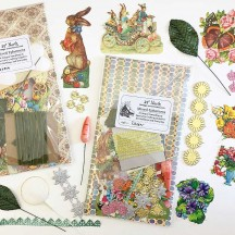 Ephemera Specialty Supplies Sampler ~ Easter Theme