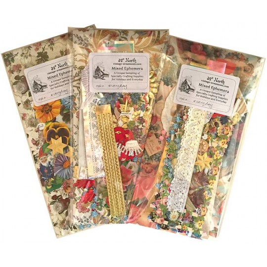 Ephemera Specialty Supplies Sampler ~ Everyday Theme