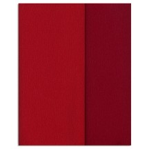 Gloria Doublette Double Sided Crepe Paper from Germany ~ Red and Wine