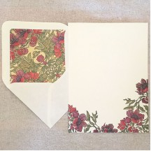 italian stationery letter writing sets and cards