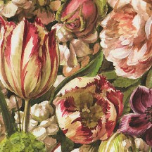 Tulips and Flowers Print Paper ~ Bomo Art Budapest Hungary