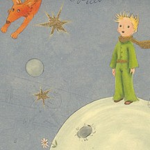 The Little Prince Italian Paper ~ Kartos Italy