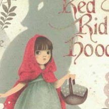 Red Riding Hood Collage Italian Paper ~ Kartos Italy