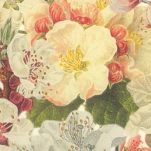 Springtime Flowers Print Italian Paper ~ Leonardo Communication