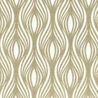 Golden Plume Print Paper ~ Rossi Italy