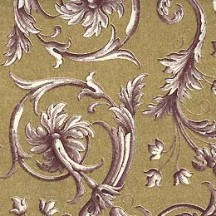 Traditional Golden Italian Florentine Print Paper ~ Rossi Italy