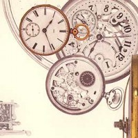 Watches and Timepieces Italian Paper ~ Tassotti