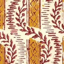 Stamped Wheat Garlands Italian Paper ~ Tassotti