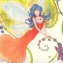 Flower Fairies and Sprites Italian Paper ~ Tassotti