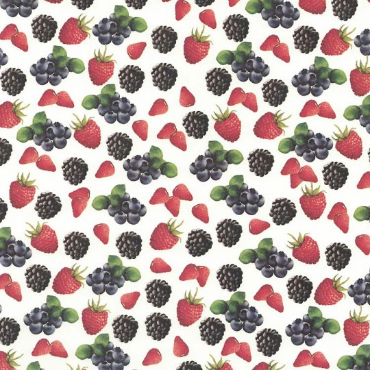 Mixed Berries Italian Paper ~ Tassotti