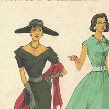 Retro Fashion Italian Paper ~ Tassotti