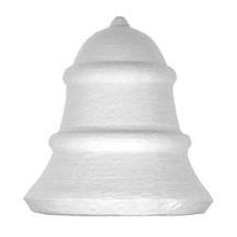 """1 Extra Large Spun Cotton Bell 3"""" ~ Czech Republic"""
