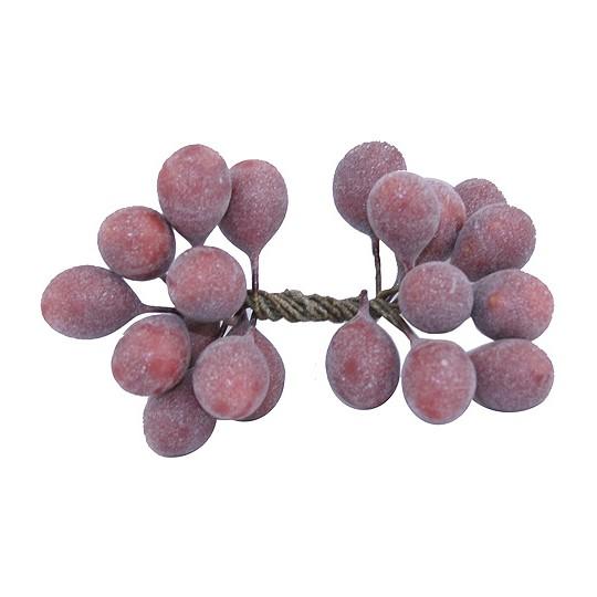 Dusty Peach Fruit