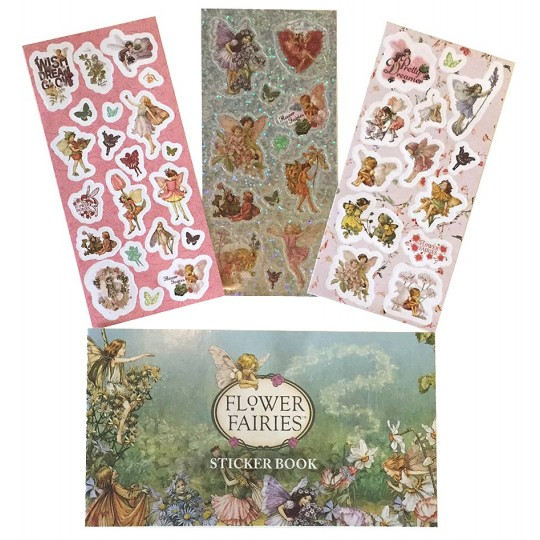 Flower Fairies Sticker and Album Set