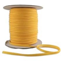 """Tiny Velvet Ribbon Trim in Golden Yellow ~ 1/8"""" wide"""