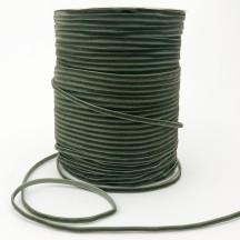 """Tiny Velvet Ribbon Trim in Eucalyptus Green ~ 1/8"""" wide"""