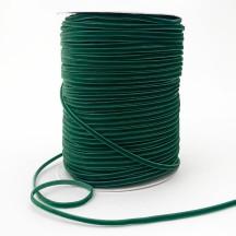 "Tiny Velvet Ribbon Trim in Green ~ 1/8"" wide"
